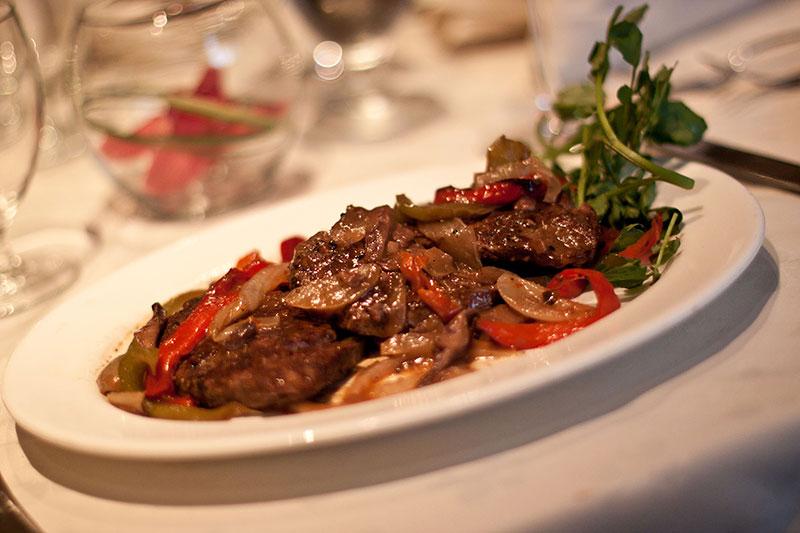 Beef-Scaloppini