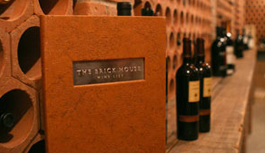 extensive restaurant wine list